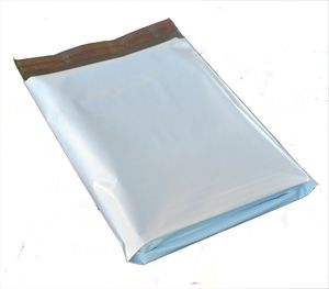 Expansion Poly  Mailers with bottom gusset