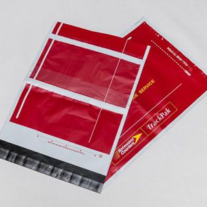 Poly Mailers with Pocket